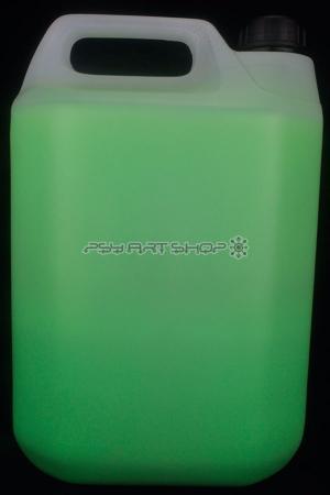 Peinture Fluo Liquide Qualite Cosmetique 5 L Uv Vert