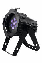 Spot à LED UV 7 x 1w DMX512