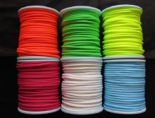 corde 3.5 mm fluorescente blanc 300m UV active M1
