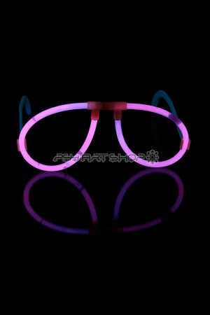 Lunettes lumineuses Rose