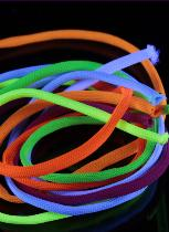 Corde fluorescente Uv active