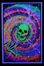 Poster psychedelic : Cyber Junkie