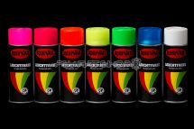 Pack graffeur 7 couleurs fluorescentes UV