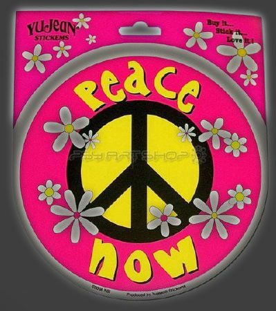 Sticker Peace Sign