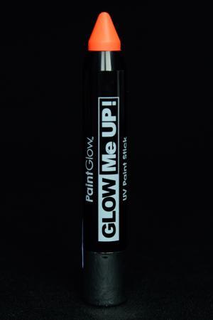 crayon maquillage fluo large uv orange. Black Bedroom Furniture Sets. Home Design Ideas
