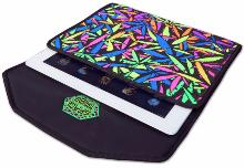 Housse Ipad psychédélique UV Juicy Fruit Weed