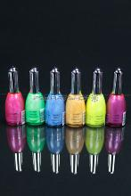 Pack vernis à ongles UV actif  6 couleurs