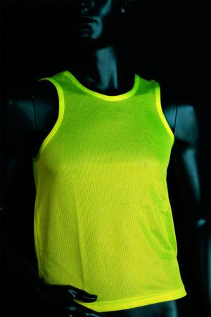Chasuble jaune fluo UV SMALL-MEDIUM