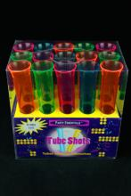 Tube shooters 15 ml par 15